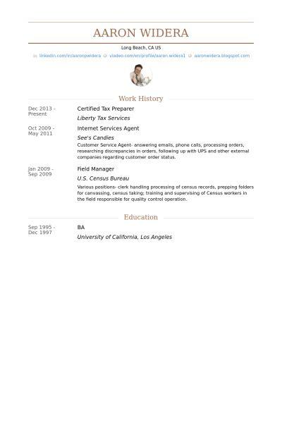 Download Tax Preparer Resume | haadyaooverbayresort.com