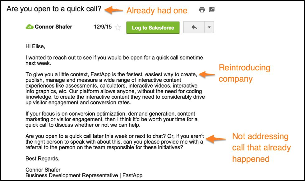 7 Easy-to-Make Mistakes That Completely Ruin Your Follow Up Email ...