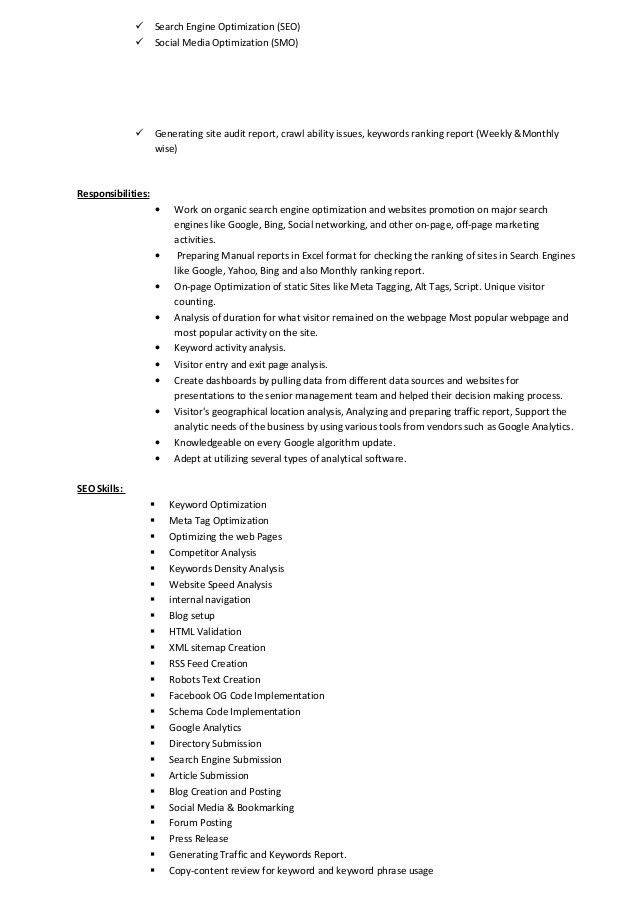 resume search engine wes faires search engine optimization seo