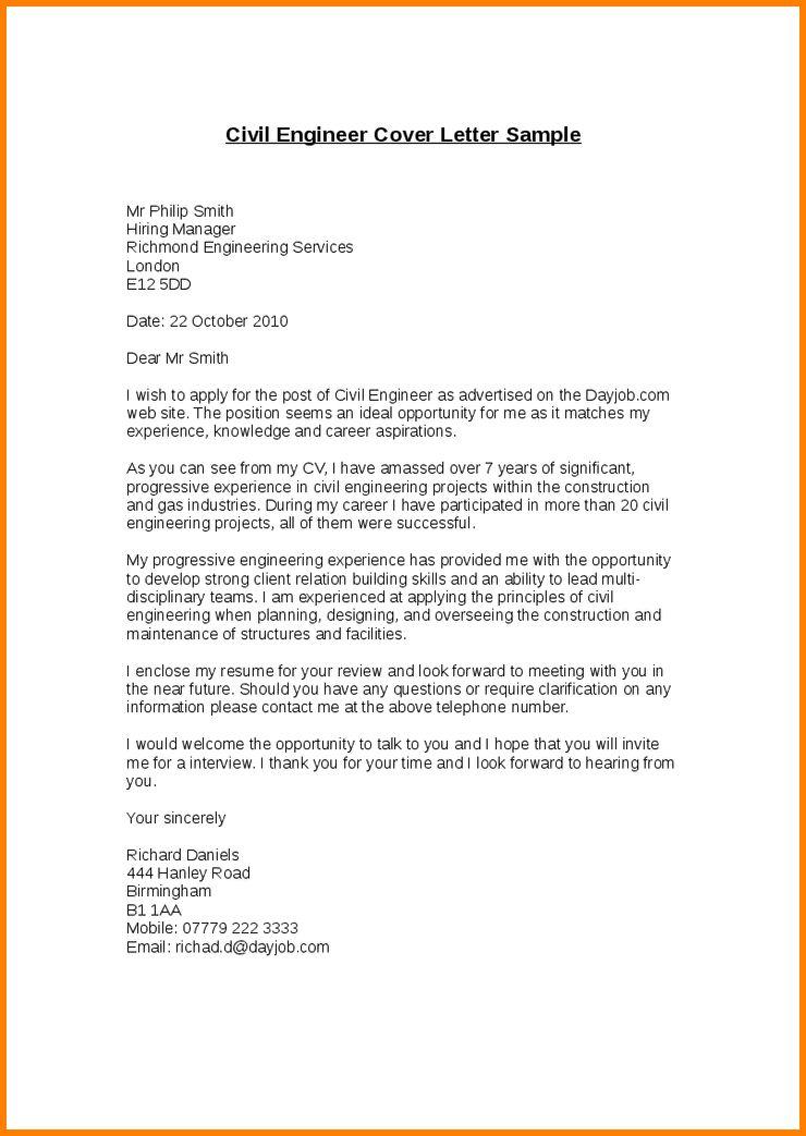 Application letter for ojt engineering