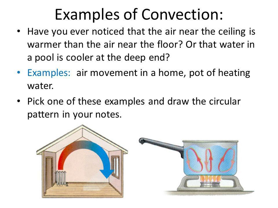 Convection conduction and radiation. Heat Transfer Conduction ...