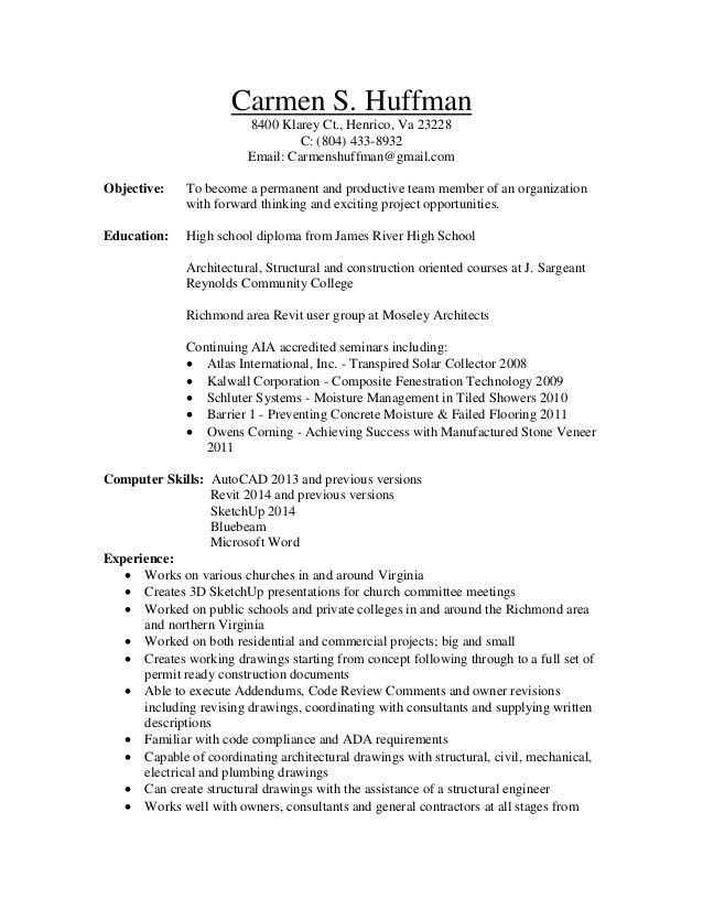 objective for construction resume resumes for excavators