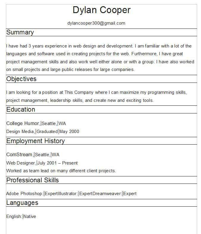 Got Resume Builder   Jobs.billybullock.us