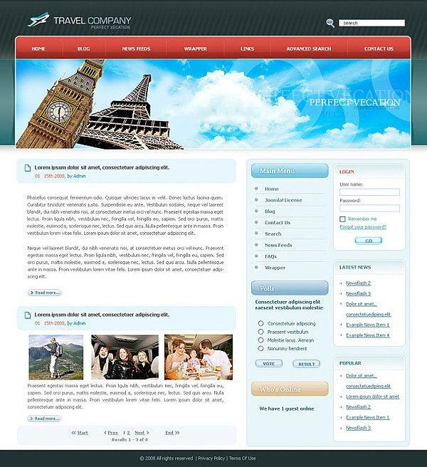 Free Html Templates | http://webdesign14.com/