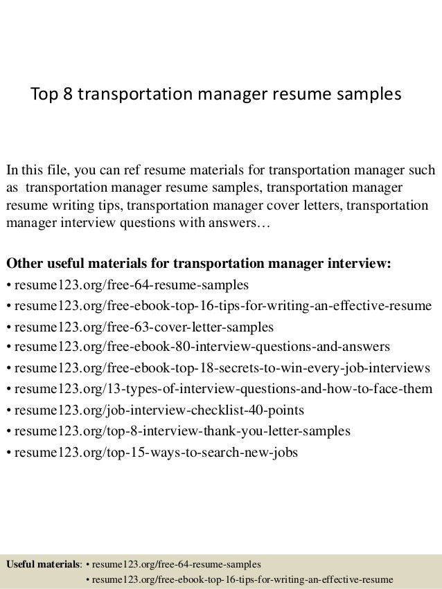 top-8-transportation-manager-resume-samples-1-638.jpg?cb=1428498058