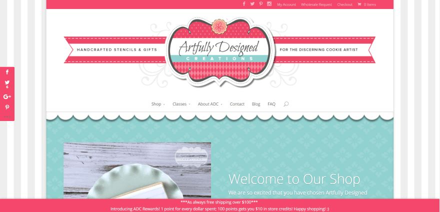 14 Examples of Artists and Artisans Websites Built with Divi ...