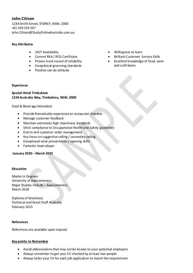 quality of service hospitality trainer resume samples ...