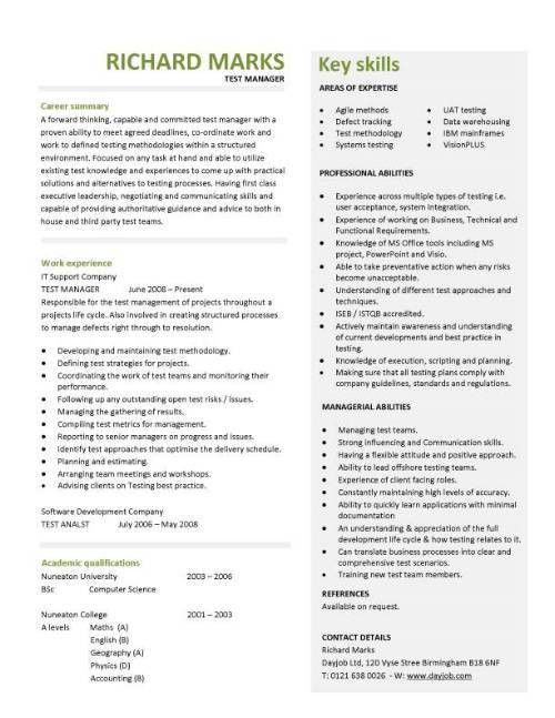 free resumes format free resume samples for freshers cover resume ...