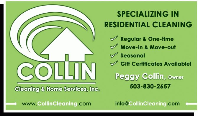 Collin Cleaning & Home Services ⋆ Mercy Corps Northwest