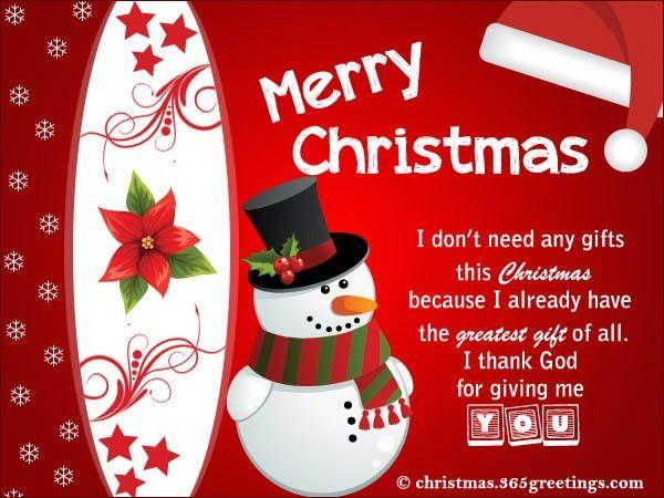 Christmas Wishes Samples | Job.billybullock.us