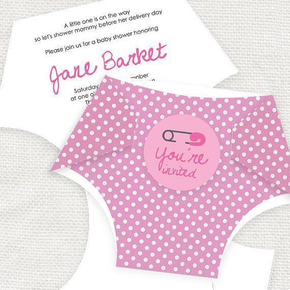 45 best Baby Shower Invitations images on Pinterest | Baby shower ...