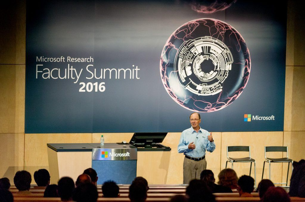 Faculty Summit 2016 - Microsoft Research