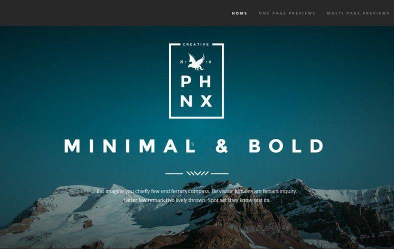 Personal Portfolio Joomla Templates & Themes | Free & Premium ...