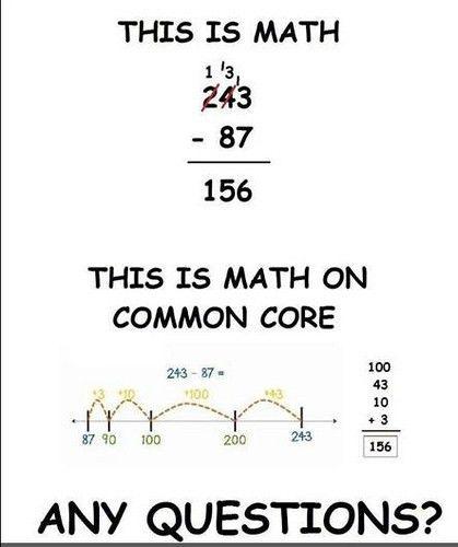 On Common Core Math | Ferrett Steinmetz