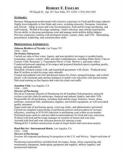 resume objective statement sample httpjobresumesamplecom392resume ...