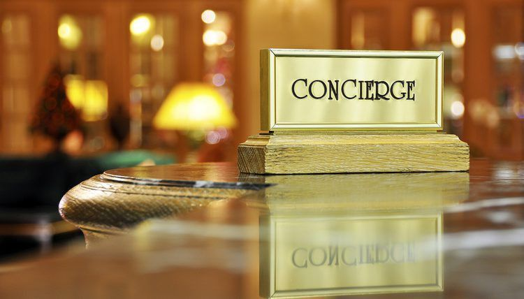 What Are the Duties of a Concierge? | Career Trend