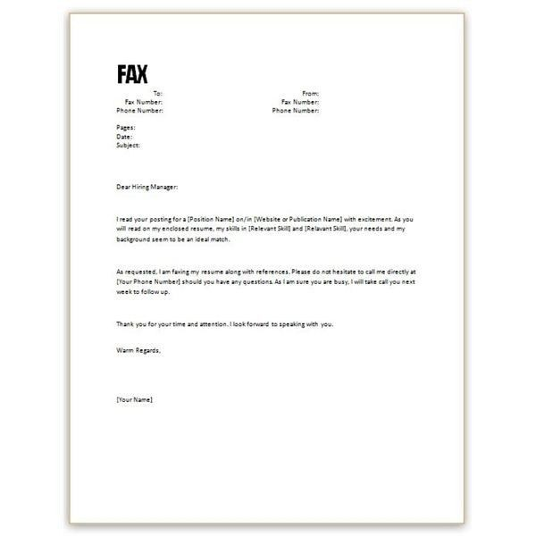 email cover letter layout. sample email cover letter for job ...