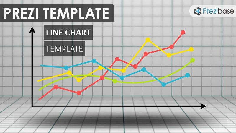 Using Charts in Prezi (Pie, Bar, Column & Line) | Prezibase