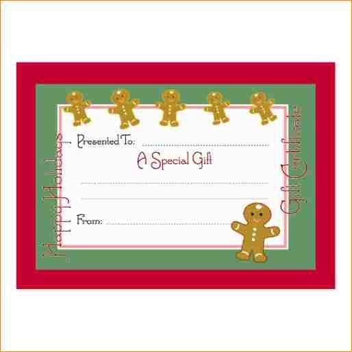 7+ christmas coupon template | academic resume template