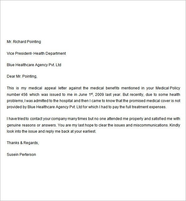 letter of appeal sample template best business template 6 ...