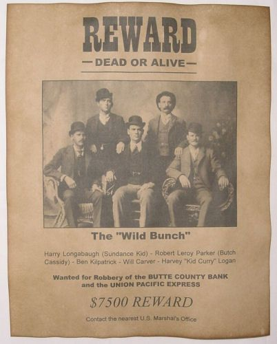 34 best Old West Wanted Posters images on Pinterest | Old west ...