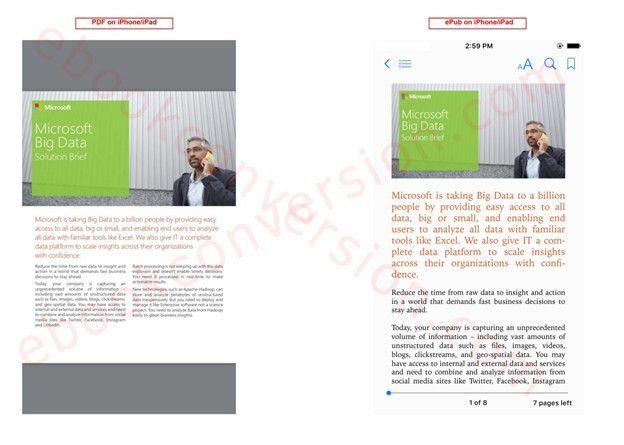eBooks for Corporate World: Convert Whitepaper, Annual report ...