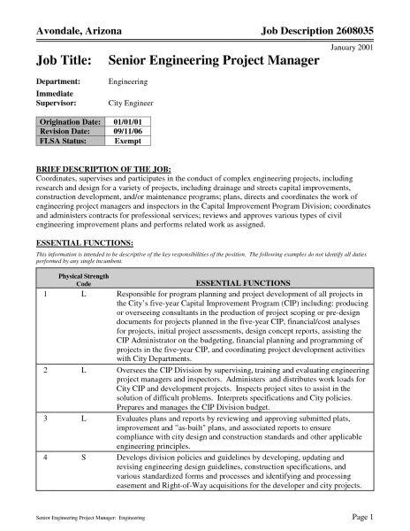 Construction Manager Job Description | General Contractor | Home ...