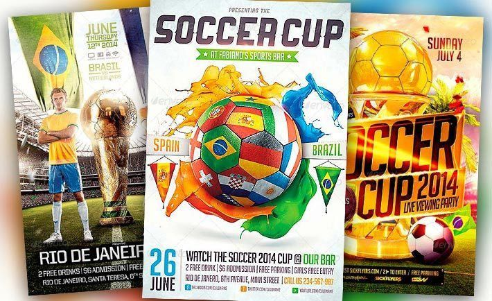 Sports Flyer Templates for Photoshop - Download best Sport Flyer ...