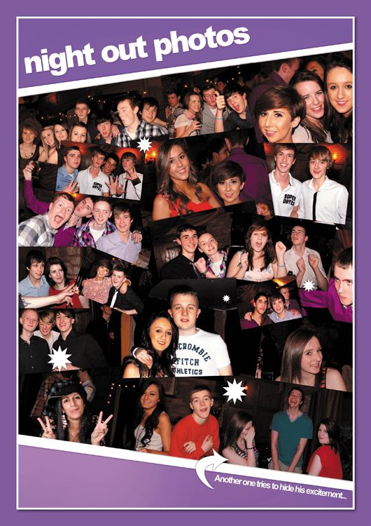 Year 13 Yearbook Sample Pages | Hardy's Yearbooks