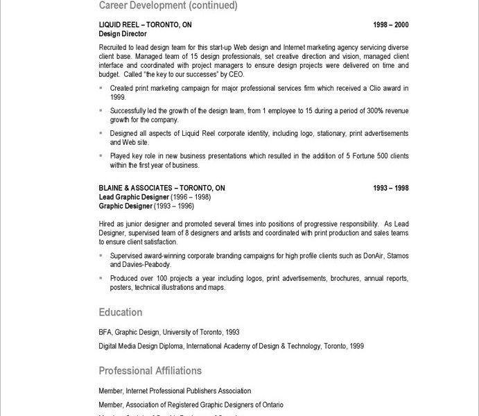 Sample Designer Resume. Cover Letter Graphic Designer Resume ...