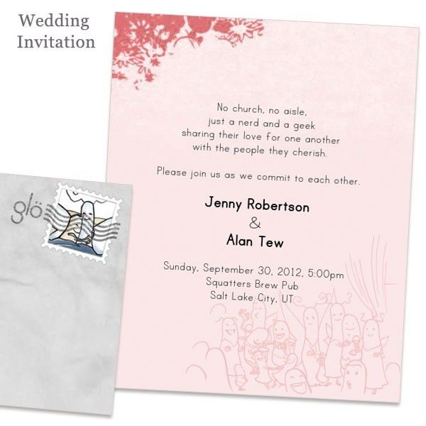 Wedding Invitation Wording: What to say