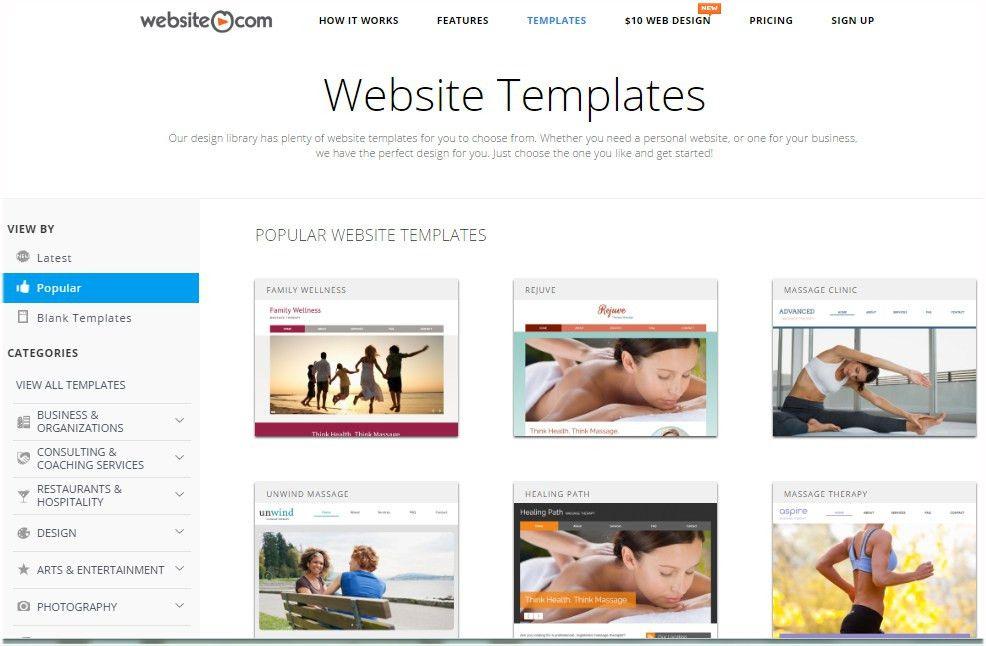 What is website builder? How does website builder work? — Website.com