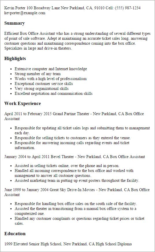 Office Resume 22 Office Clerk Resume - uxhandy.com