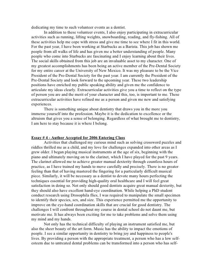 personal statement letter this handout provides information about ...