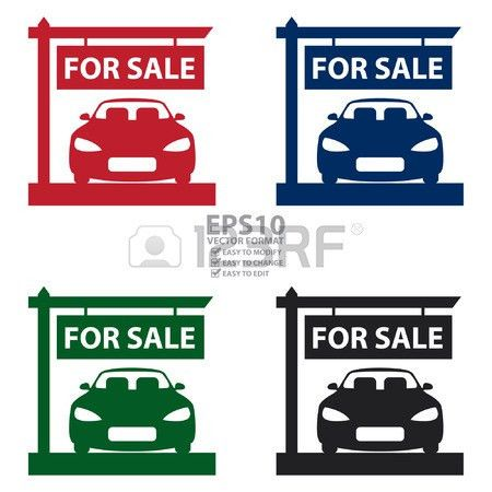 72 Second Hand Car Stock Vector Illustration And Royalty Free ...