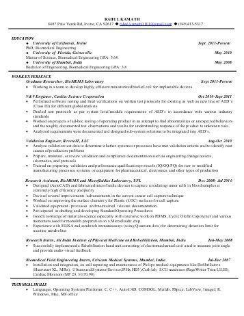 Monstercom Resume Templates. Engineering Resume Examples612792 ...