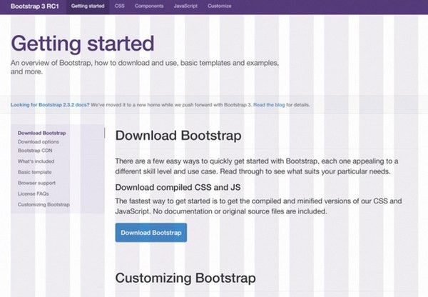 10 Free Bootstrap PSD Grids for Excellent Webdesign | NOUPE