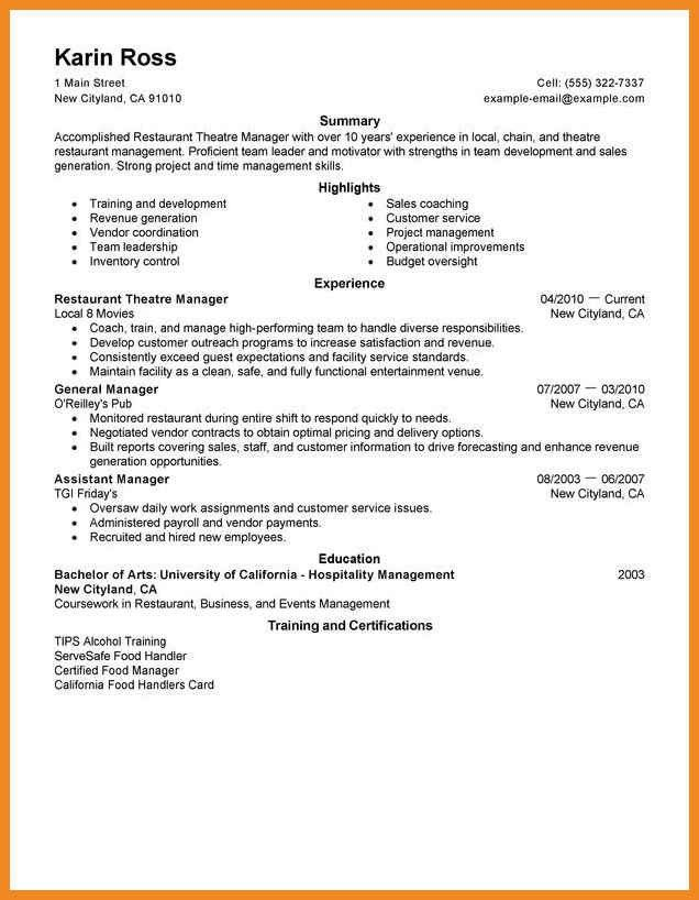 examples of the perfect resume example perfect resume get started