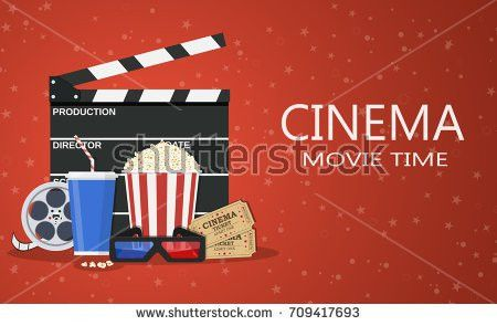 Movie Popcorn Stock Images, Royalty-Free Images & Vectors ...