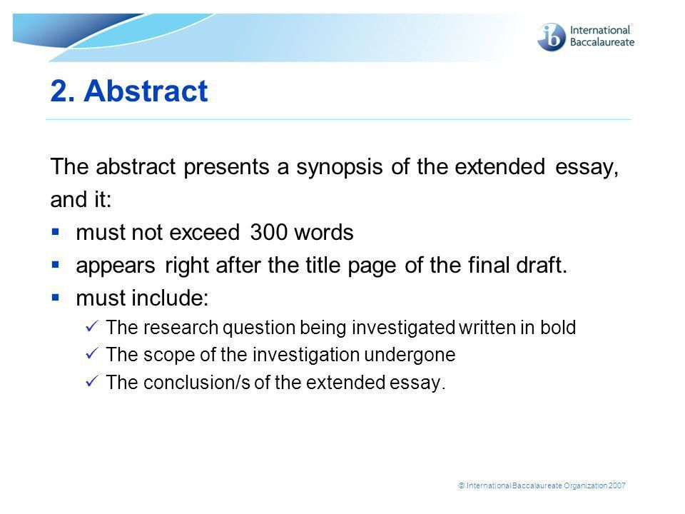 Academic research articles : Write a essay, extended essay outline ...