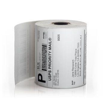 "4"" x 6"" Zebra/Eltron Compatible Shipping Label Rolls, 250 Labels ..."