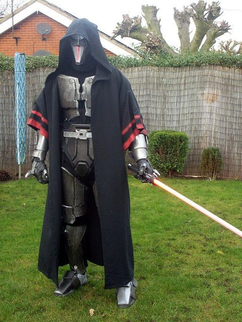 SWTOR. Sith Acolyte/Warrior helmet (Adraas style?) PIC HEAVY - Page 3