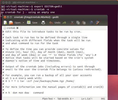 How to use crontab in Ubuntu | Ubuntu Tutorials