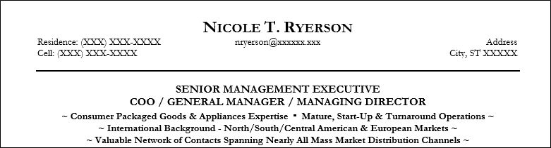 Writing a Resume That Gets Results