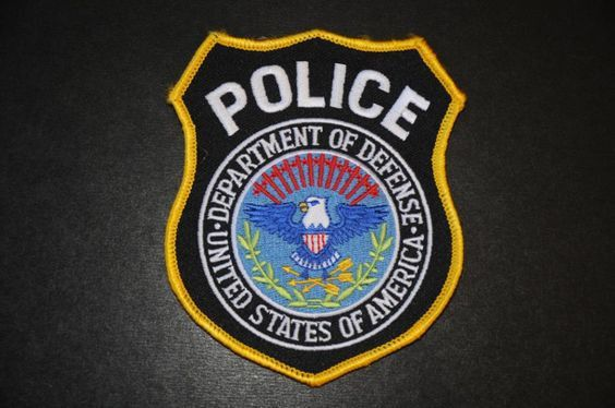 Goodyear Police Patch, Maricopa County, Arizona (Current Issue ...