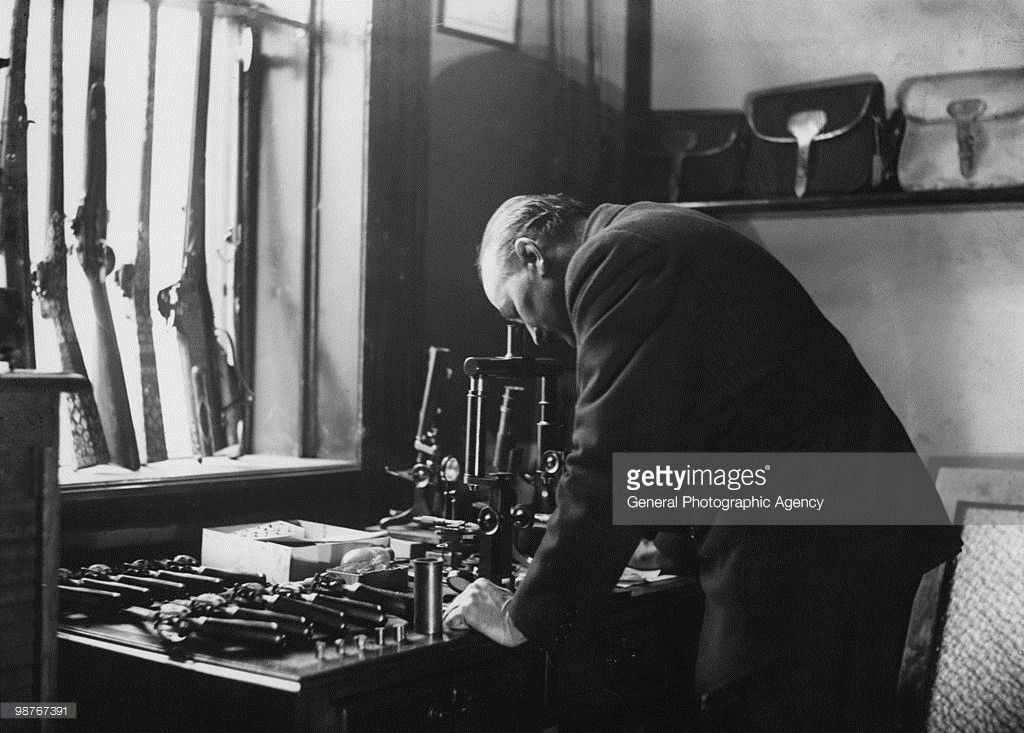 Ballistics Pioneer Pictures | Getty Images