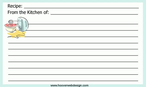 527 best recipe cards images on Pinterest | Printable recipe cards ...