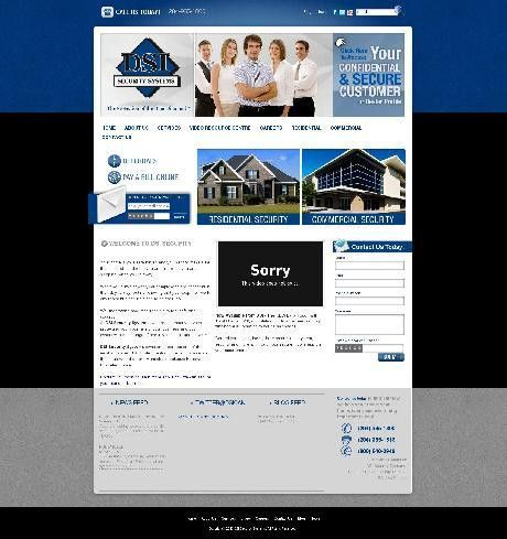 DSI Security Systems Inc in Winnipeg Seviews and Complaints