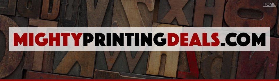 Mighty Printing Deals & Coupons - Discounts & Free Shipping on ...