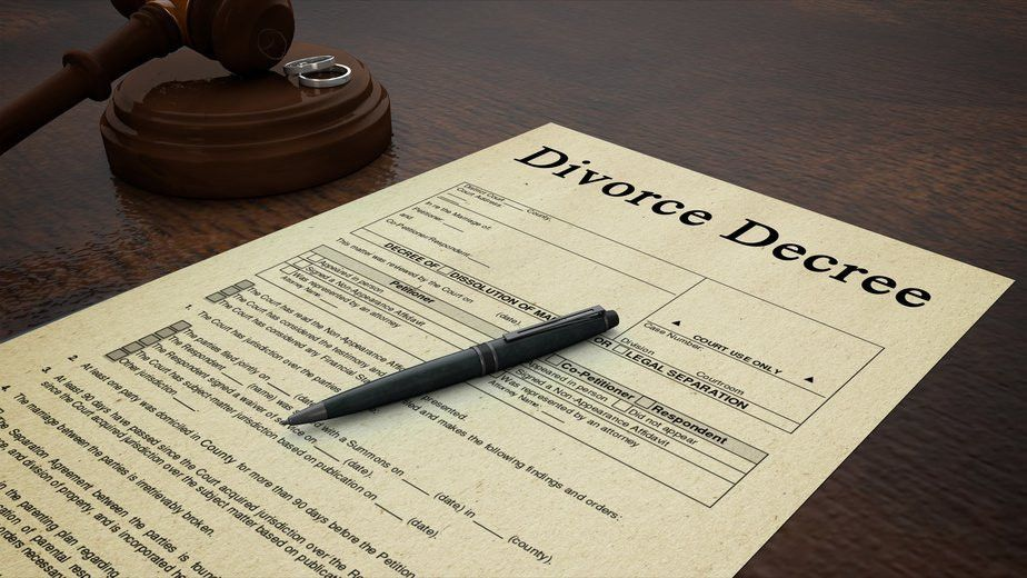 New Mexico Divorce Decree Modification - New Mexico Financial ...